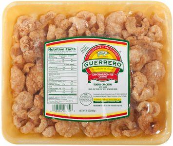 Guerrero® Tender Cracklins with Salsa
