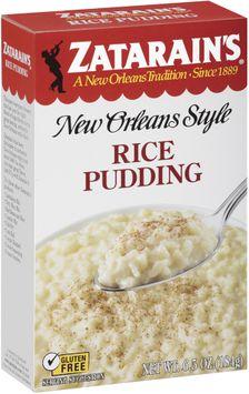 Zatarain's® Rice Pudding Mix