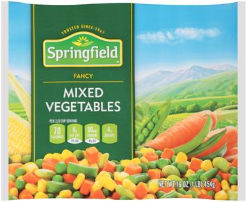 springfield® mixed vegetables