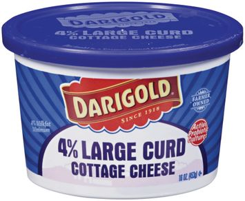 Darigold 4% Large Curd Cottage Cheese