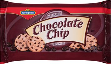 Springfield® Premium Chocolate Chip Cookies