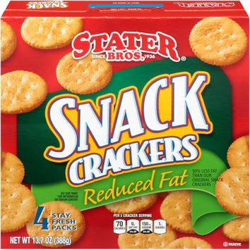 Stater bros® Reduced Fat Snack Crackers