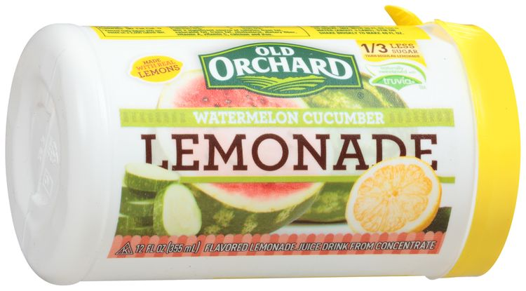 Old Orchard® Watermelon Cucumber Lemonade Juice Drink