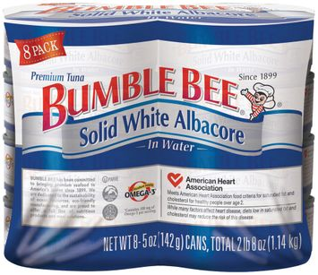 Bumble Bee Albacore Solid White In Water
