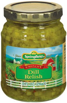 Springfield Crunchy Dill