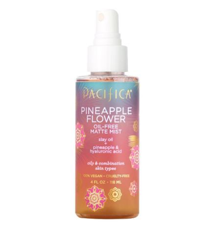 PACIFICA® Pineapple Flower Oil-free Matte Mist