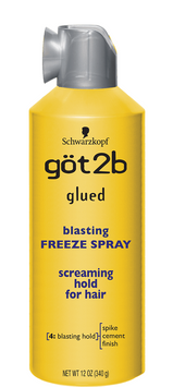 göt2b® Glued® Freeze Blasting Spray