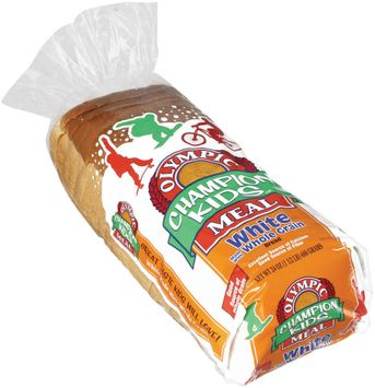 Olympic Meal White Champion Kids Bread