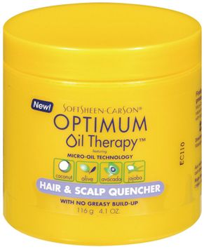 Optimum Care Hair & Scalp Quencher Oil Therapy