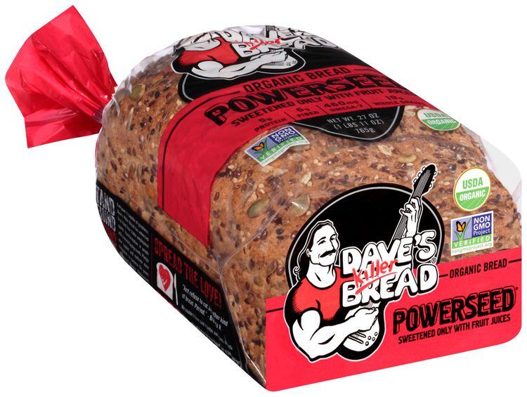 dave's killer bread® powerseed® organic bread