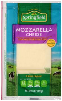 Springfield® Mozzarella String Cheese