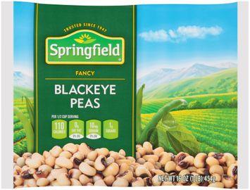 springfield® fancy blackeye peas