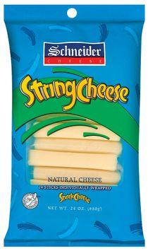 Schneider Natural 24 Ct String Cheese