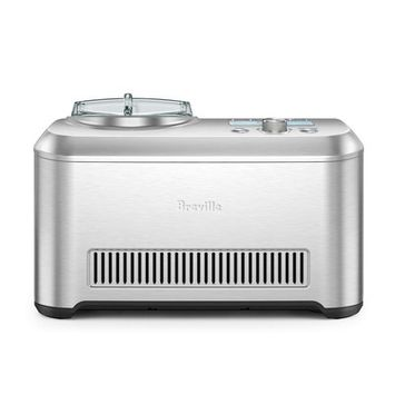 Breville Smart Scoop Ice Cream Maker, BCI600XL - stainless-steel