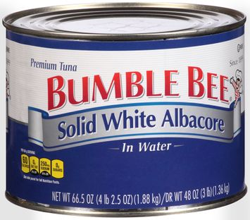 Bumble Bee® Solid White Albacore Tuna in Water