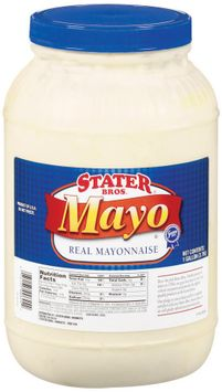 Stater Bros. Real Mayonnaise Mayo 3.79 L Jar