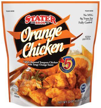 Stater bros Orange Chicken