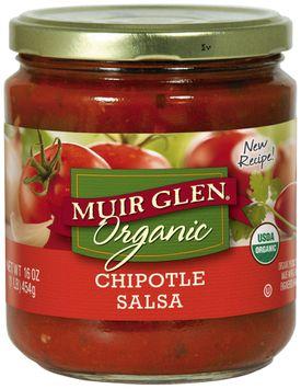 Muir Glen® Organic Chipotle Salsa