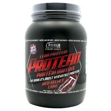 I Force Nutrition Protean Diet Supplement, Red Velvet Cake, 2 Pound