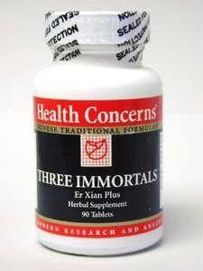 Health Concerns Three Immortals 90t