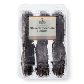 Archer Farms Chocolate Cake Donuts 6 ct