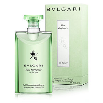 BVLGARI Eau Parfumee au the vert Bath & Shower Gel