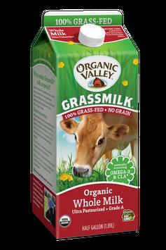 Organic Valley® Whole Grassmilk