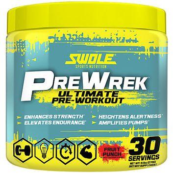 Swole Sports Nutrition PreWrek