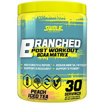 Swole Sports Nutrition Branched