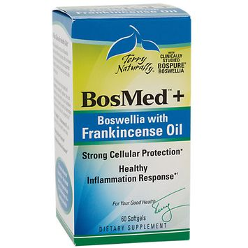 Europharma Terry Naturally BosMed+Boswellia with Frankincense Oil EuroPharma (Terry Naturally) 60 Softgel