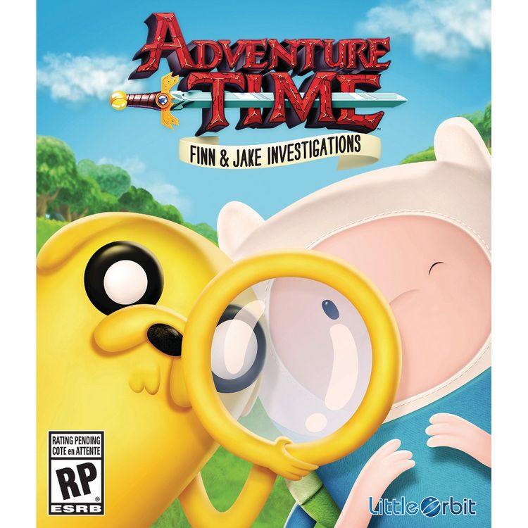 Little Orbit Adventure Time Finn And Jake Investigations Xbox One Reviews 2020