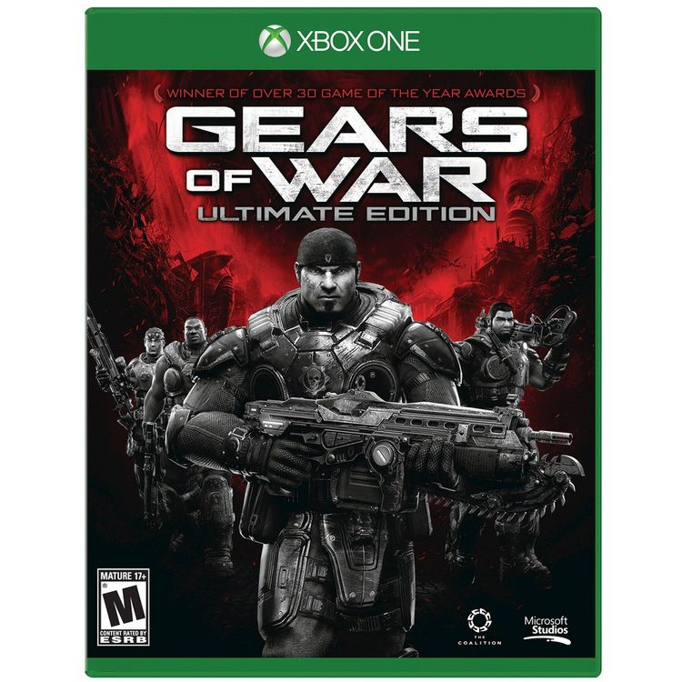 Microsoft Corp. Xbox One - Gears Of War: Ultimate Edition