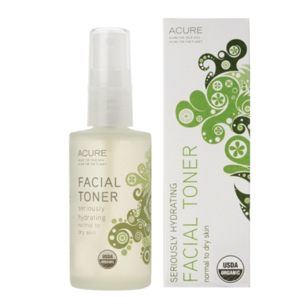 Acure Seriously Hydrating Facial Toner Reviews 2020