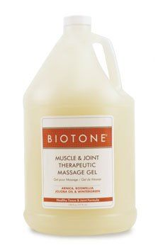 Biotone Muscle and Joint Massage Gel