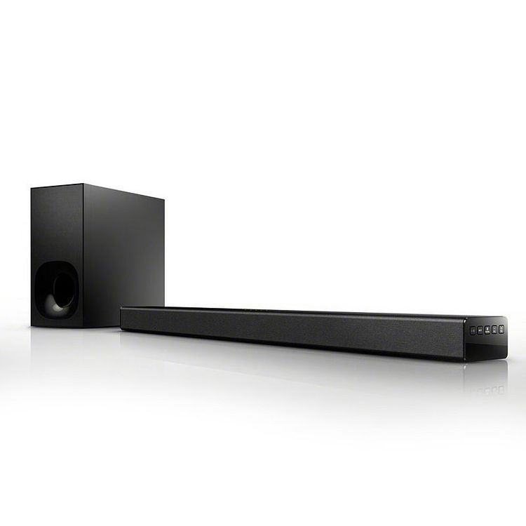 Sony 100w 2.1ch Sound Bar With Wireless Subwoofer