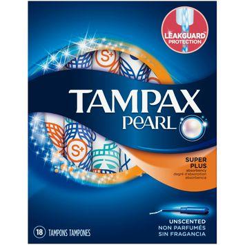 Tampax Pearl Super Plus