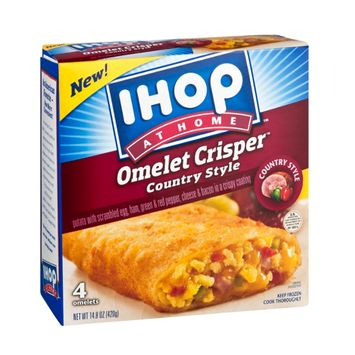 IHOP At Home Omelet Crisper Country Style Omelets - 4 CT