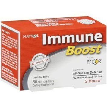 Natrol Immune Boost 50 Capsules