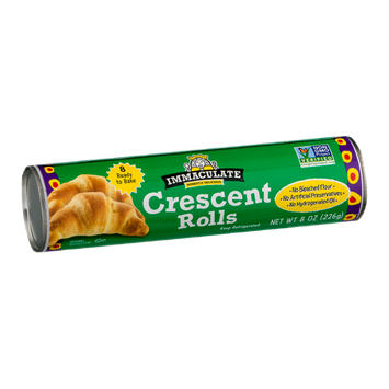 Immaculate Crescent Rolls - 8 CT