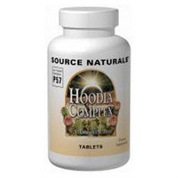 Source Naturals - Hoodia Complex with Thermogenic Herbs - 90 Tablets