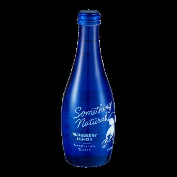 Something Natural Sparkling Water Blueberry Lemon