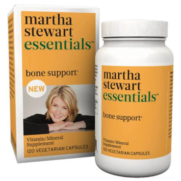 Martha Stewart Essentials Bone Support, Capsules