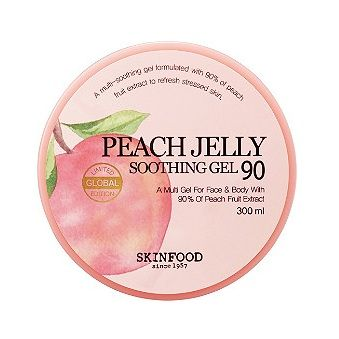 SKINFOOD Peach Jelly Soothing Gel 90
