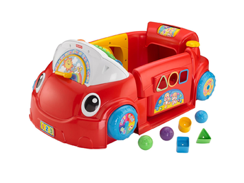 Mattel, Inc. Fisher-Price Laugh & Learn Crawl Around Car