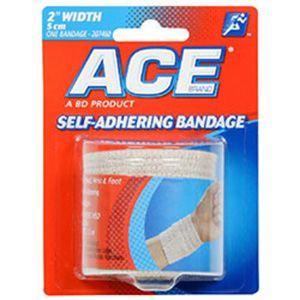 """Ace Bandages ACE 2"""" Self-Adhering Elastic Bandage"""