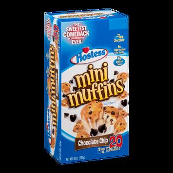 Hostess® Mini Muffins Chocolate Chip
