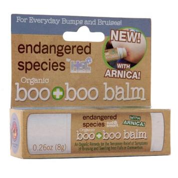 Endangered Species Organic Boo Boo Balm