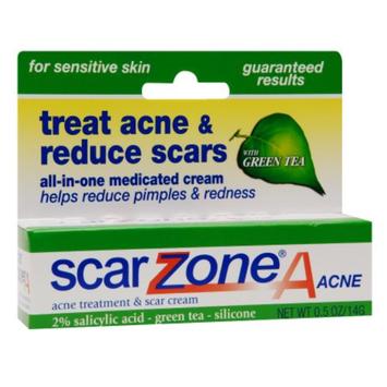 Sudden Change Scar Zone A