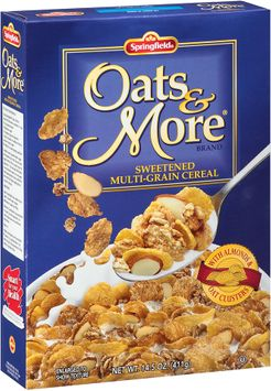 Springfield® Oats & More® Brand Cereal