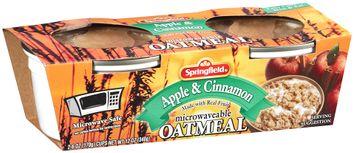 Springfield Apple & Cinnamon